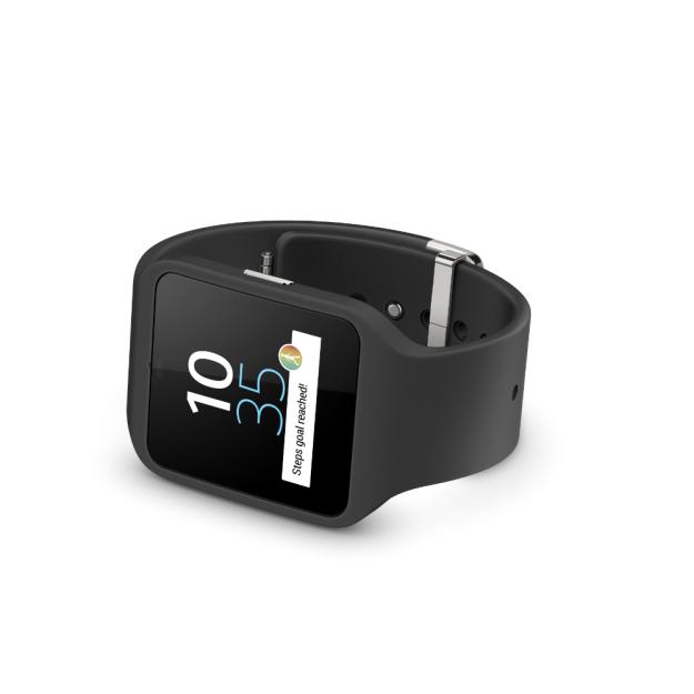 Sony Smartwatch 3 officiel