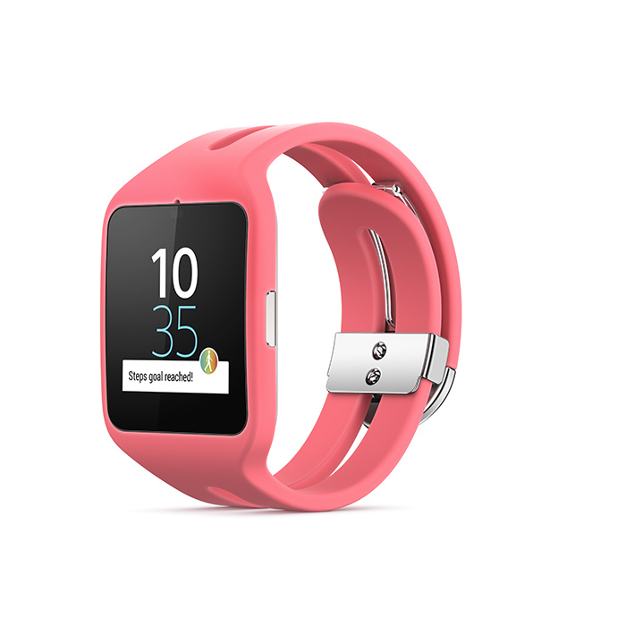 Sony SmartWatch 3 officiel