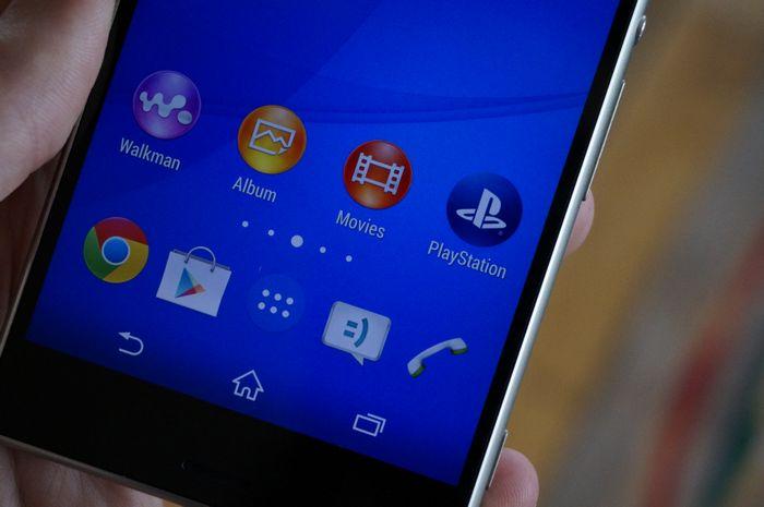Sony Xperia Z3 vidéo