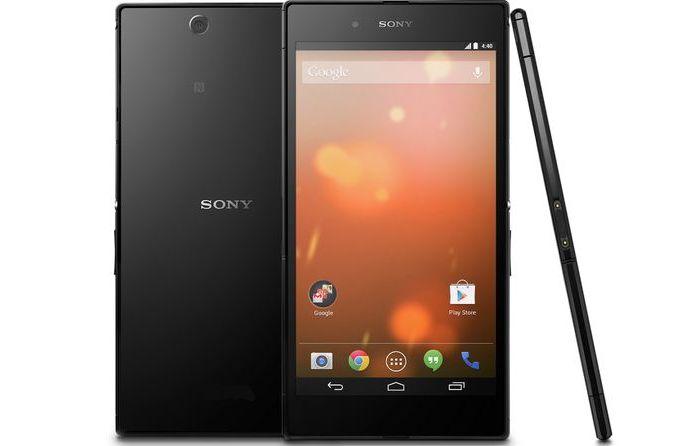 Sony Xperia Stock Android