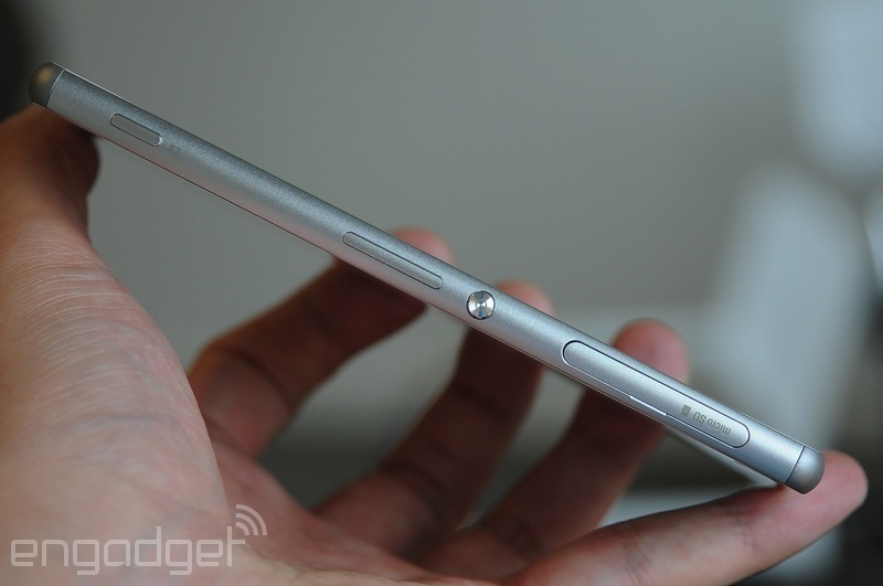 Sony Xperia Z3 Compact prise en main