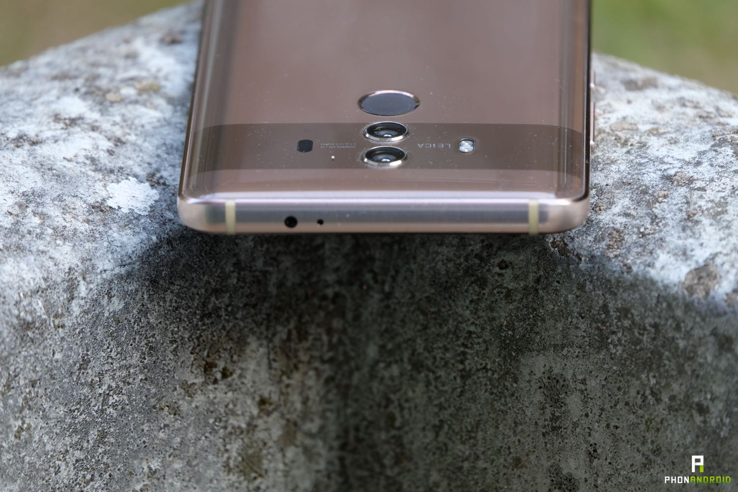 test huawei mate 10 pro port jack absent