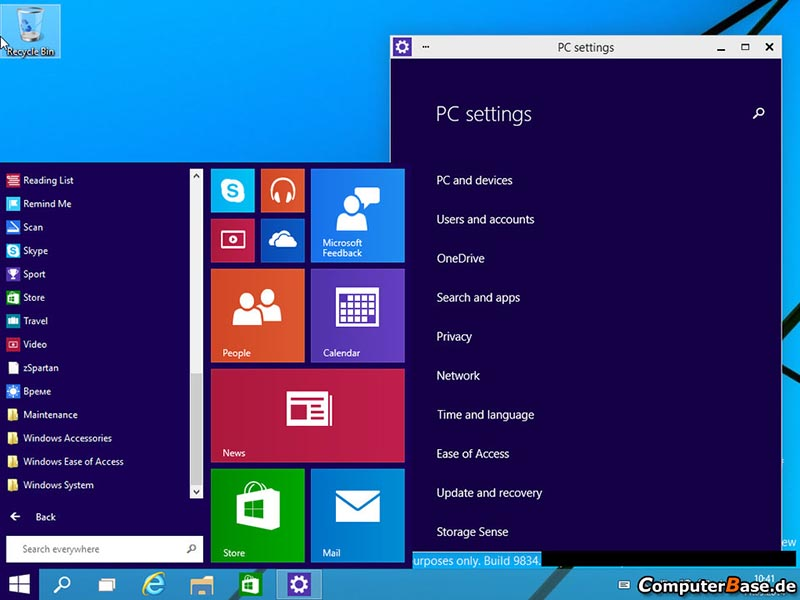 windows 9 ui
