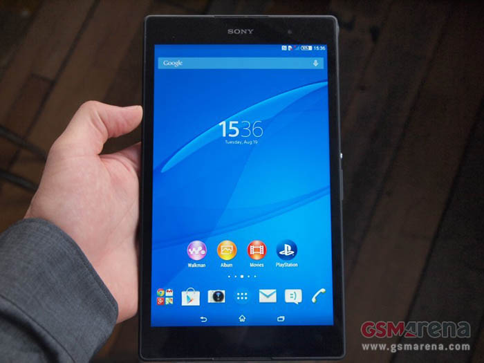 xperia z3 tablet compact fiche technique