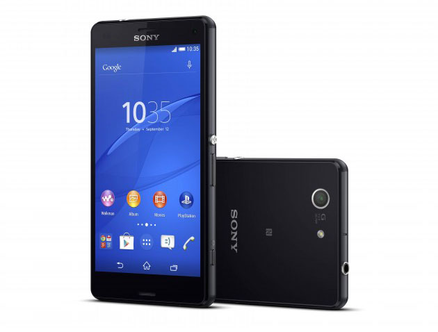 sony xperia z3 compact un prix moins lev que pr vu. Black Bedroom Furniture Sets. Home Design Ideas