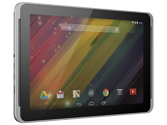 HP 10 Plus tablette android
