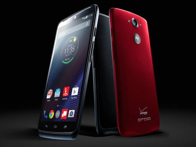 Motorola Droid Turbo benchmarks
