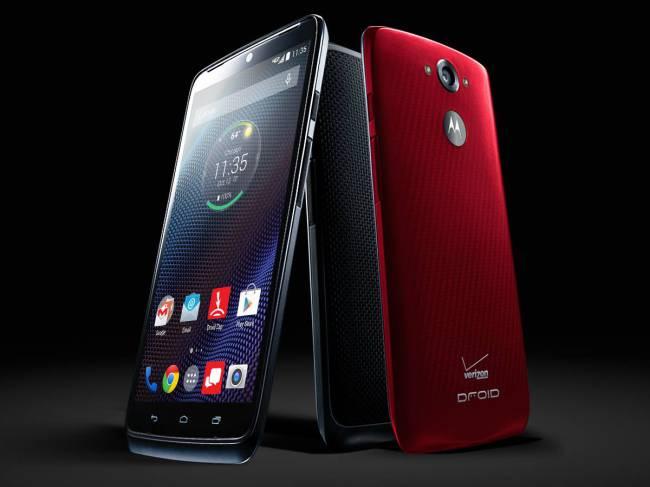 Motorola Droid Turbo benchmarks