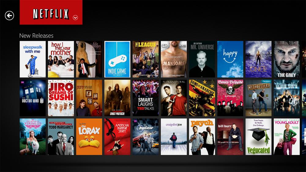 Netflix Sfr Propose Le Service De Vod Sur Ses Box Google