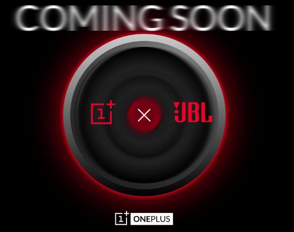 OnePlus JBL