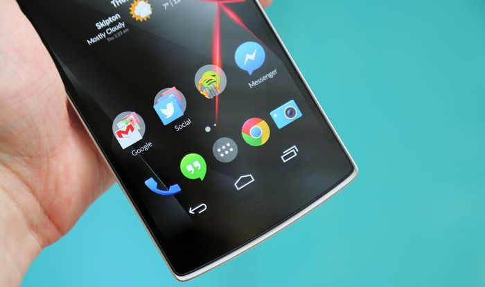 mise à jour du OnePlus One