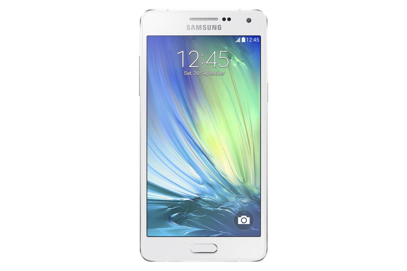 Samsung Galaxy A5 face