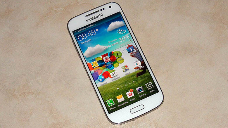 Samsung Galaxy S5 mini Find My Mobile
