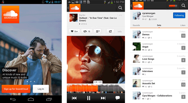 SoundCloud-top-10-musique