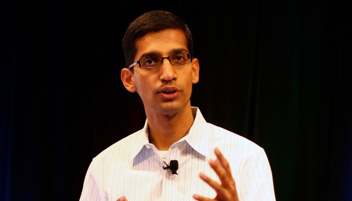 Sundar Pichai Google Now
