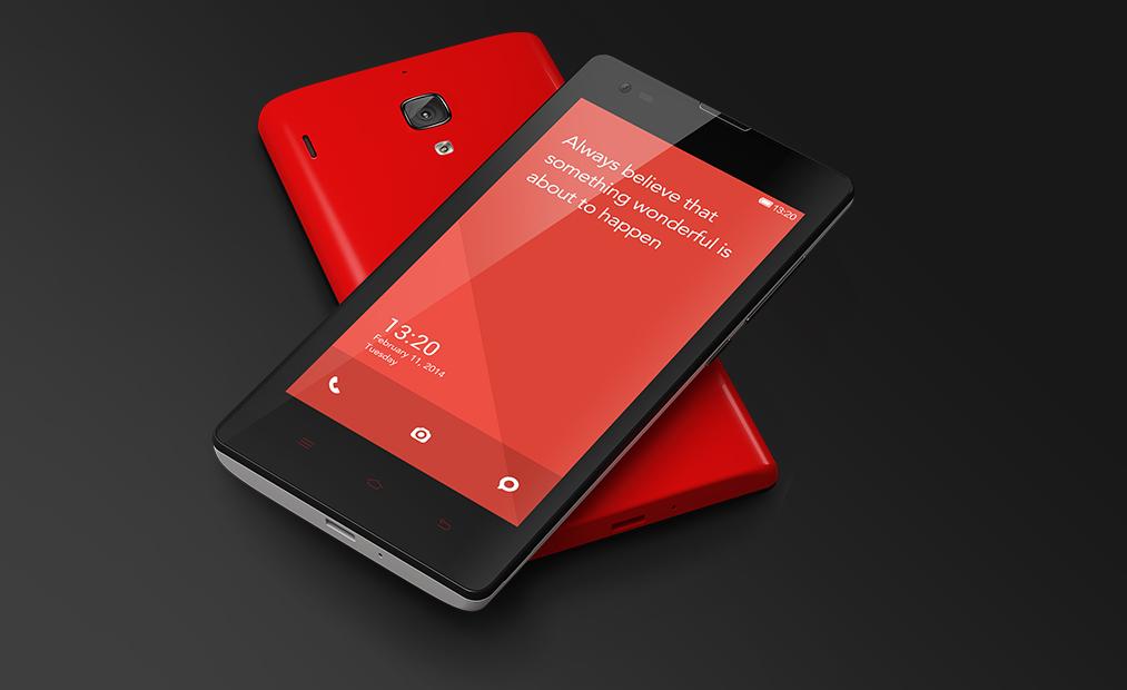Xiaomi Redmi Note troisième fabricant mondial