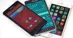 iPhone 6 vs Galaxy Alpha vs Sony Xperia Z3 Compact