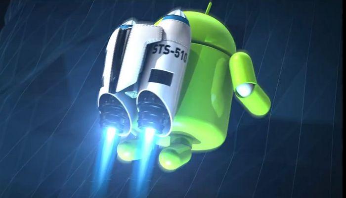 accélérer smartphone Android