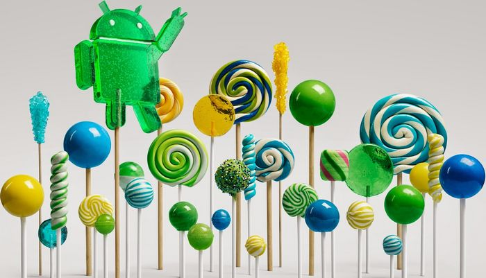 Android 5.0 Lollipop HTC