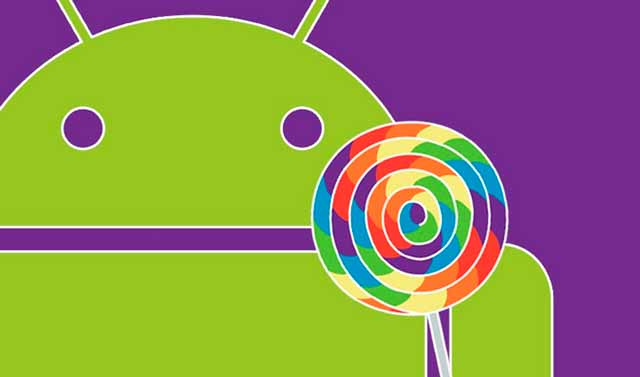 Android 5.0 Lollipop officiel
