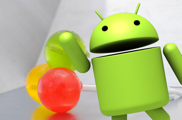 android 50 lollipop