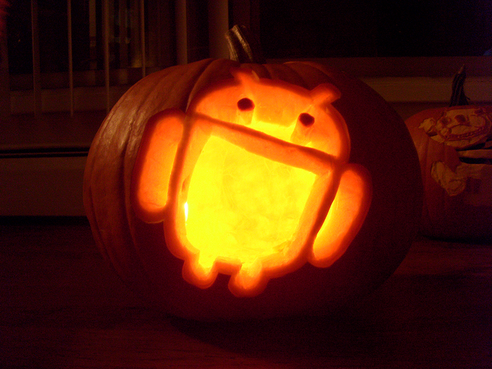 citrouille halloween android