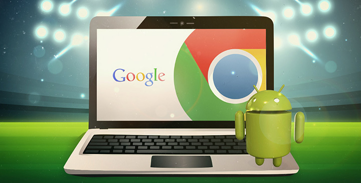 android chrome os unifie