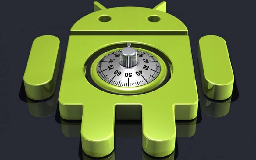 android gestionnaire mot de passe