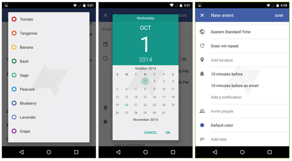 android-google-calendrier-lollipop