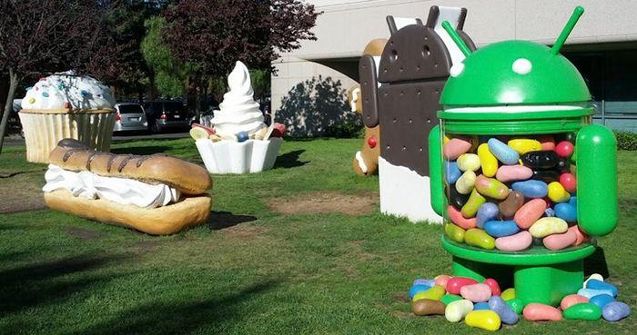 Android Googleplex