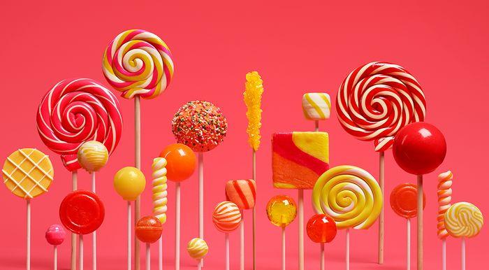Android 5.0 Lollipop bloatware