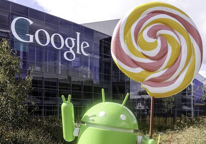 mise à jour Android Lollipop Nexus