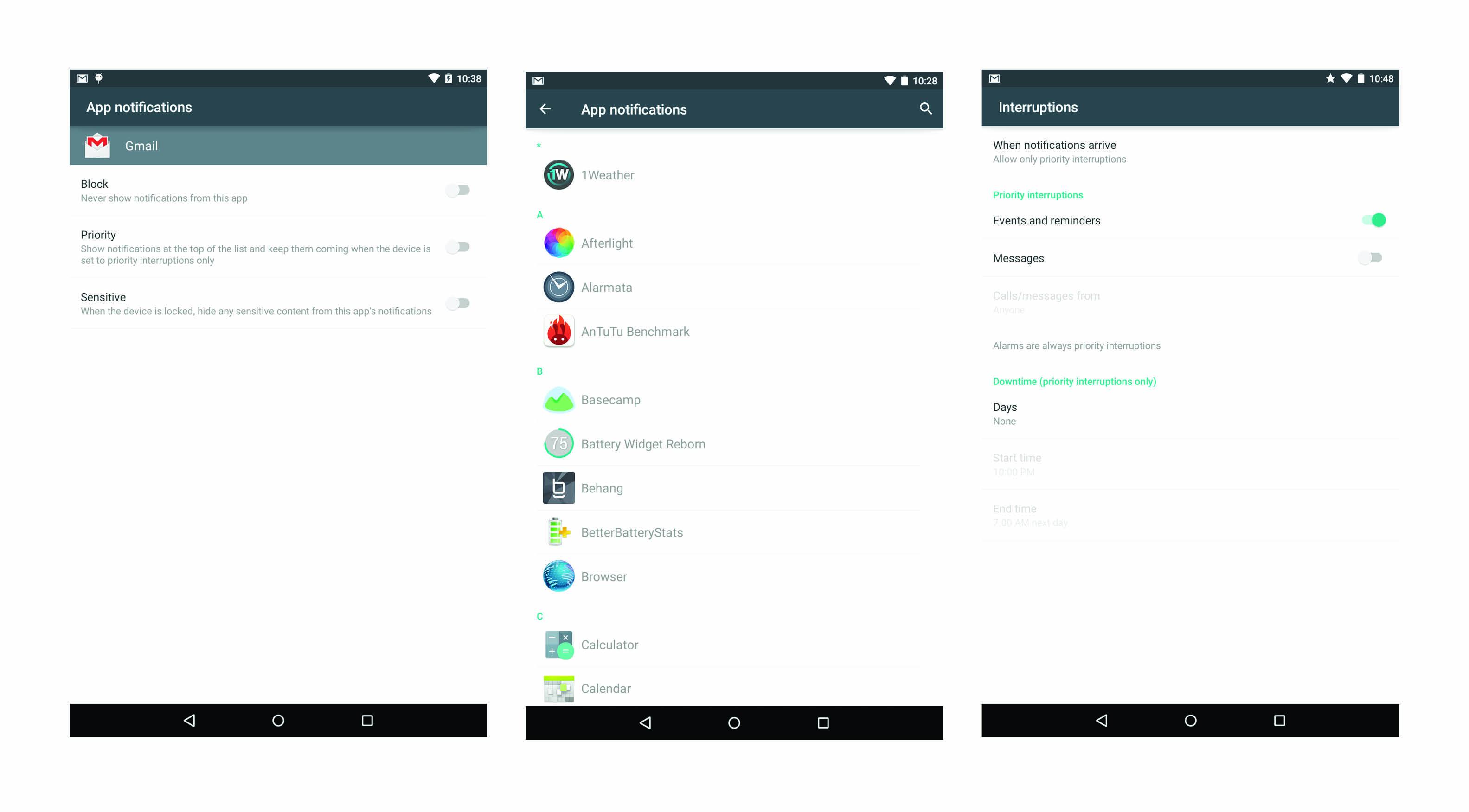 android-notification-prioritaire-nouvelles-fonctionnalités
