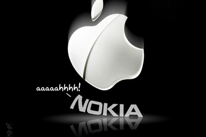 apple nokia finlande