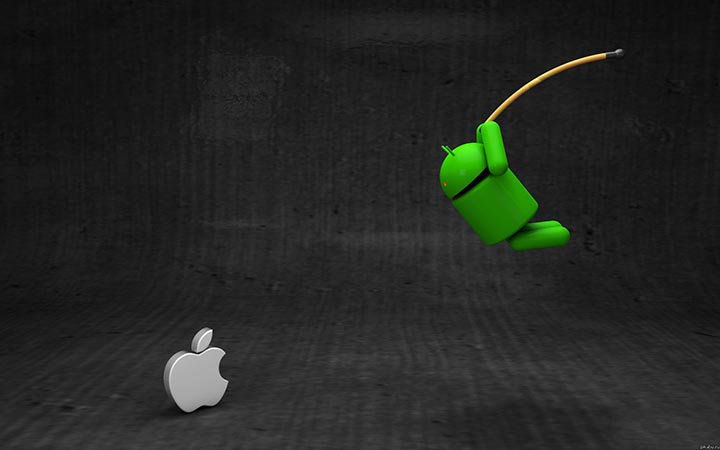 apple vs google vie privee