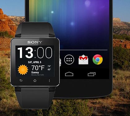 applications android wear wearable widgets