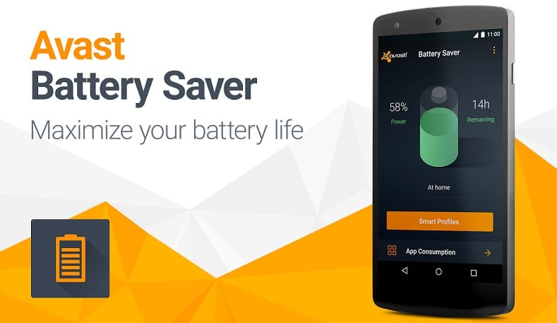 Avast! battery saver