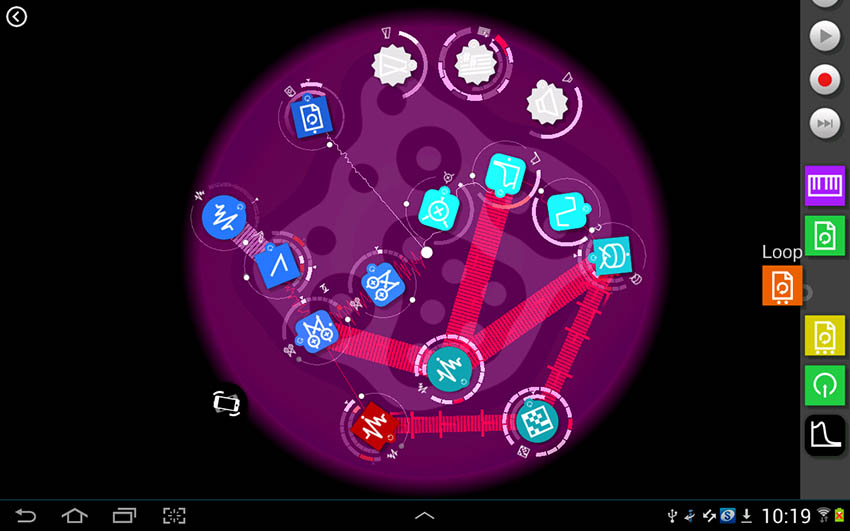 best of mix android reactable