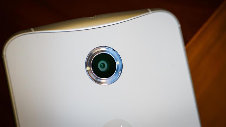 test capteur photo nexus 6