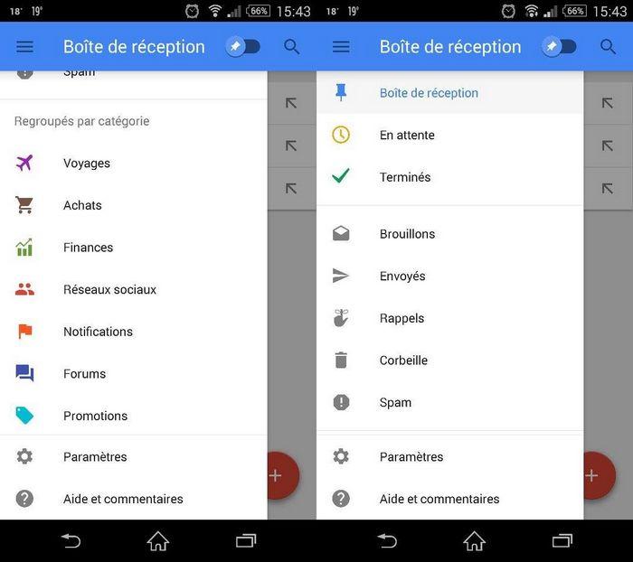 test Google Inbox