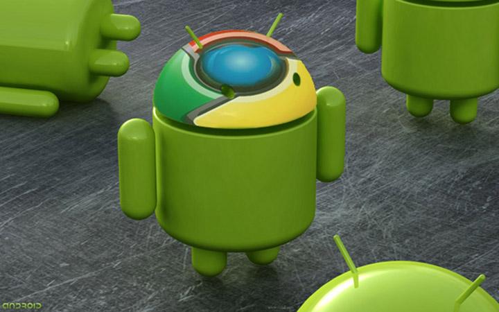 chrome os android fusion
