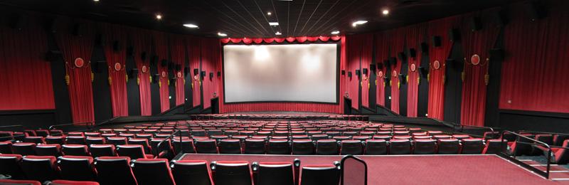 cinema américain google glass