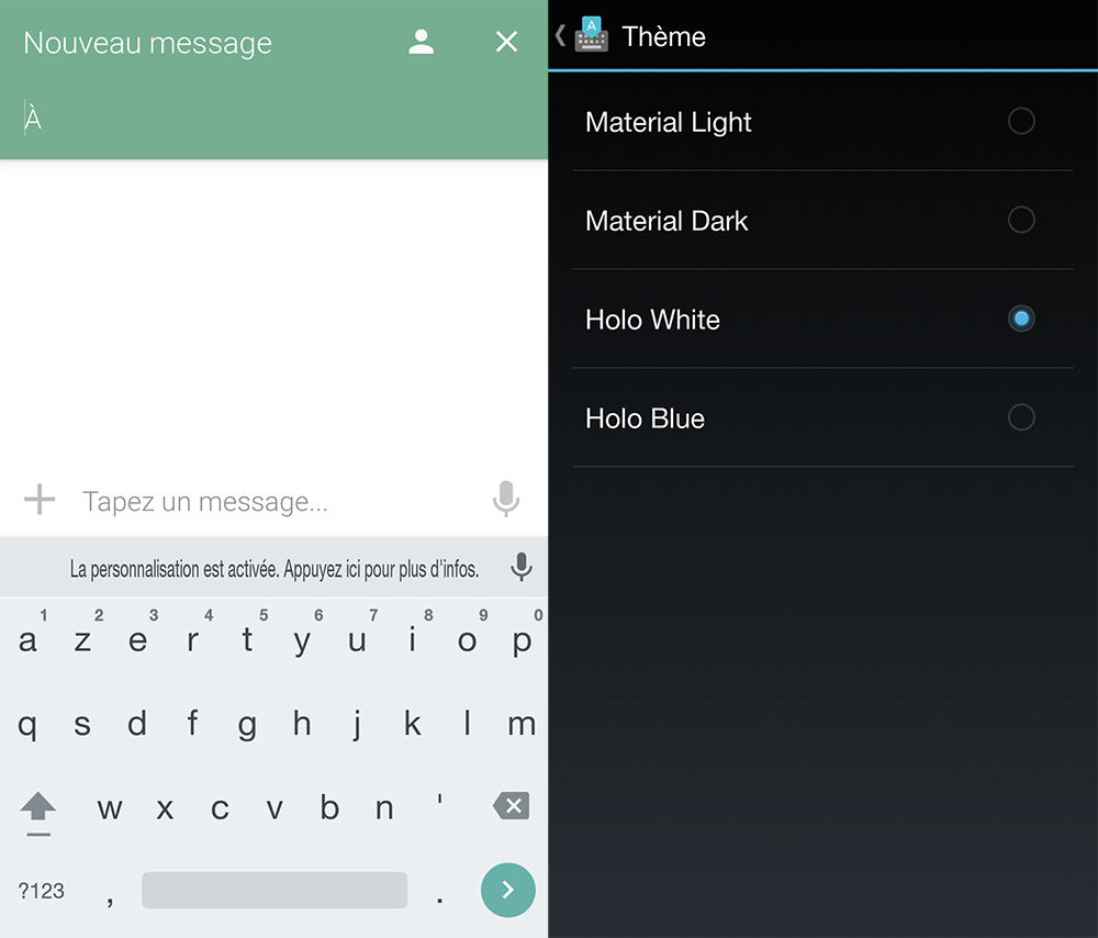 clavier-android-lollipop