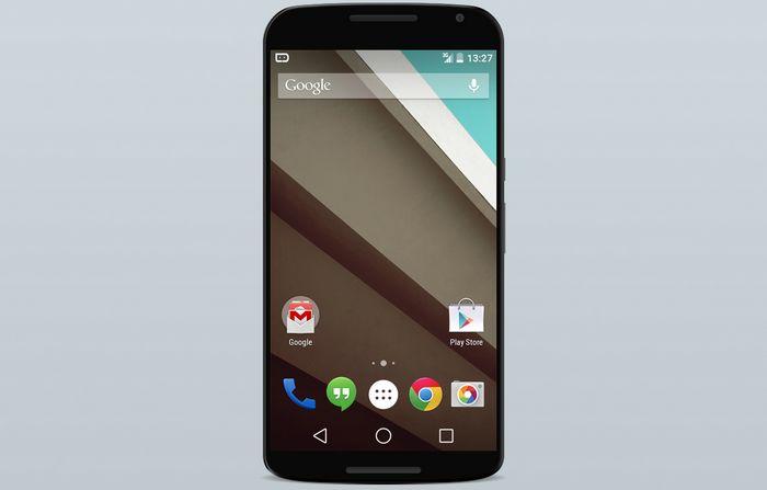 date de sortie du Nexus 6