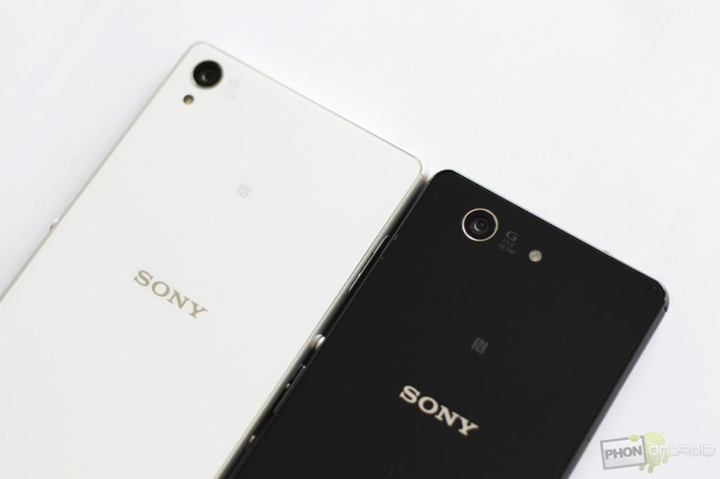 design sony xperia z3 compact