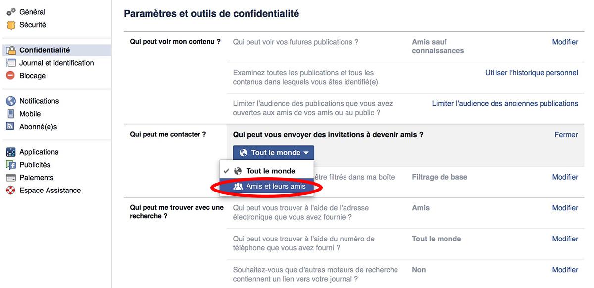 Comment Proteger Sa Vie Privee Sur Facebook En 15 Etapes