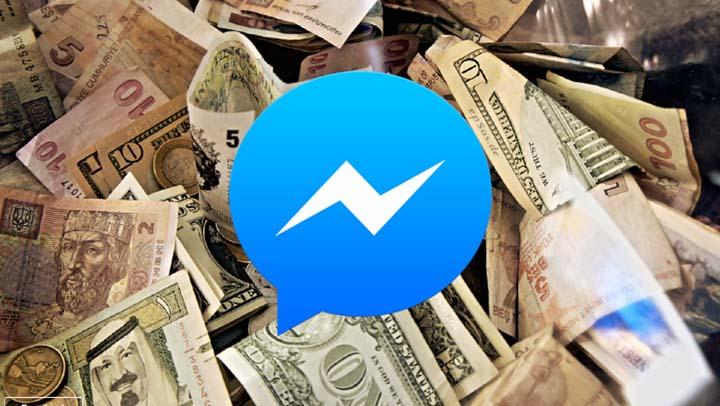 facebook paiement