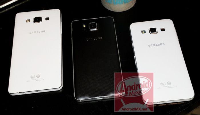 photo Galaxy A3 A5