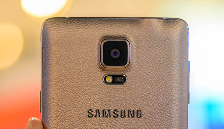 galaxy note 4 demontage capeur photo