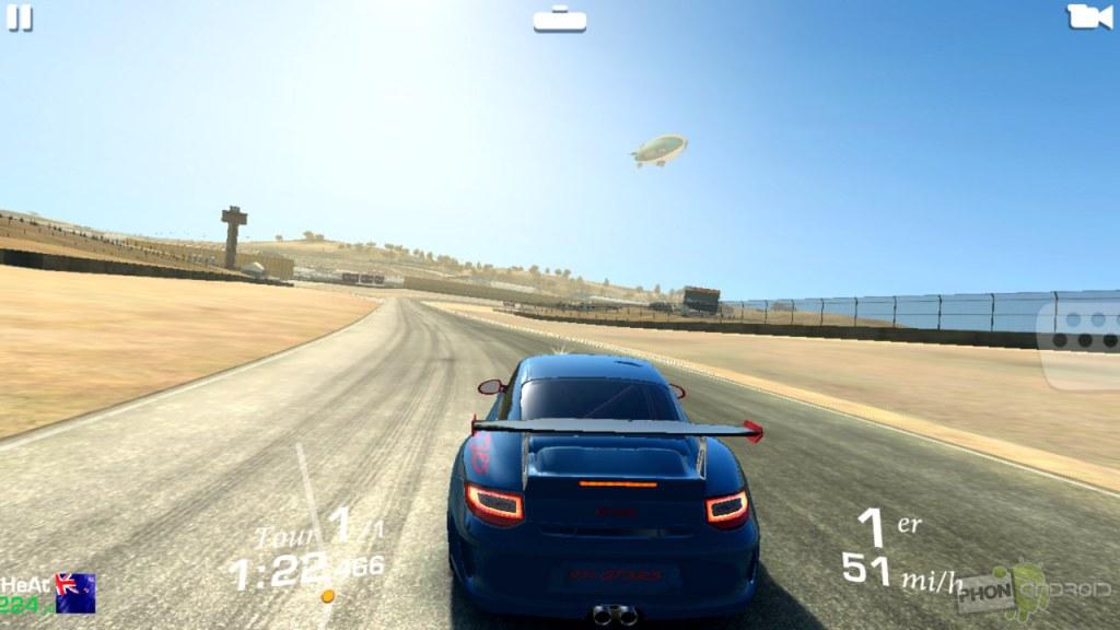 galaxy note 4 jeu real racing 3